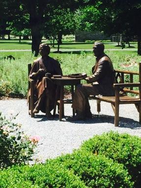 Eleanor & Franklin Roosevelt