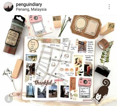 penguindiary
